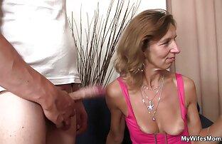 کوتاه و جو در زمان آن را در دهان او سکس کردن پیرزن پس از لعنتی