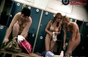 قدیمی, روغن زده می شود و در سکس خیانت کردن یک سوراخ توسط دانشجوی نوجوان
